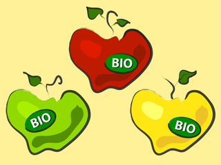 Three Bio Apple