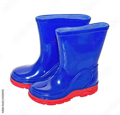 Wellington, (rubber) boots