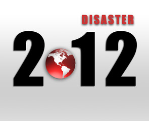 2012 Disaster prediction