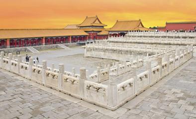 Beijing's Forbidden City, China