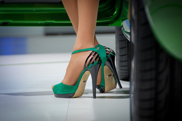 High Heels and Legs