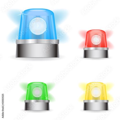Responder Lights