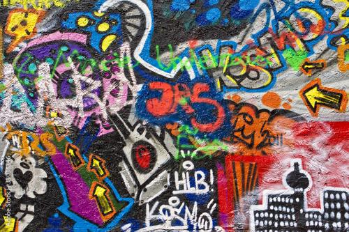 Fototapeten,arten,graffity,landkreis oberhavel,hintergrund