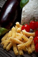 ingredienti per pasta alla norma