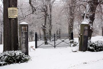 Ilsenburg im Harz, Kreuzfriedhof