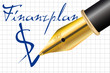 Federhalter Finanzplan 2