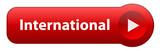 INTERNATIONAL Web Button (worldwide global business travel map) poster