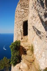 Felstunnel auf Mallorca