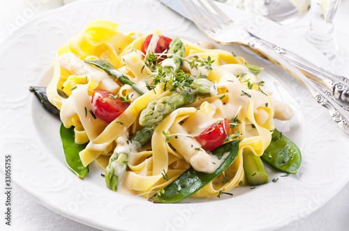 Pasta vegetarisch - 33055755
