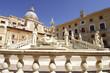 europa, italia, sicilia, palermo, fontana piazza pretoria