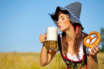 durst auf ein frisches bier