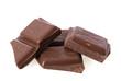Schokoladestücke