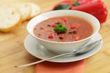 Ungarische Gukaschsuppe