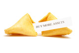 Fortune Cookie of Assets poster