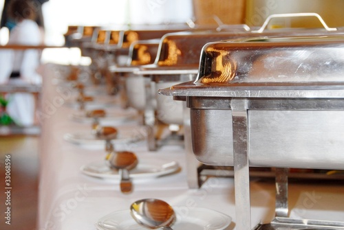 Staande foto Buffet, Bar Catering