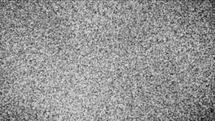 tv static or snow