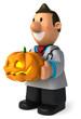 Docteur et halloween