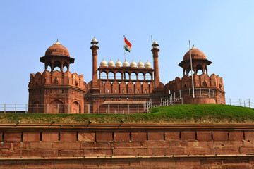 Indian Flag @ Red Fort