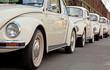 Gepflegte alte Autos