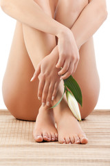 treatment for smooth arms and legs