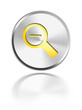button aqua icon lupe verkleinern