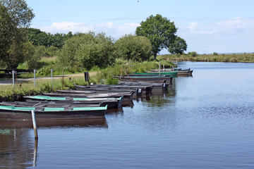 Barques de la Brière