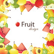fruits frame