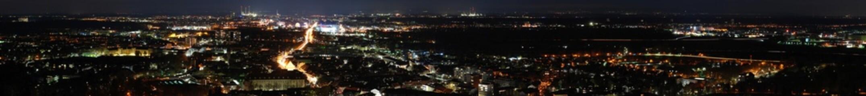 Panorama Nachtleben