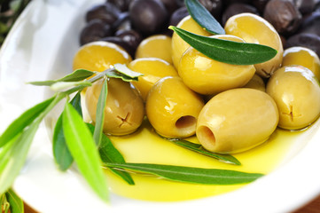 Oliven,Olivenöl