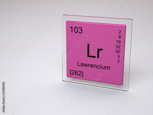 lawrencium periodic table - photo #9