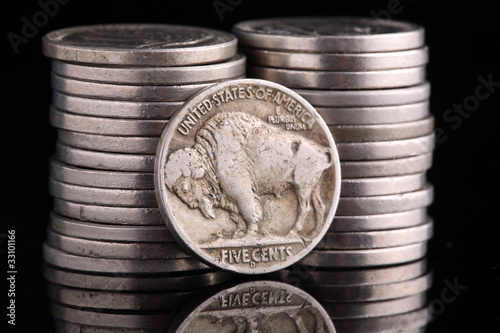 1936 Indian Head Buffalo Nickel