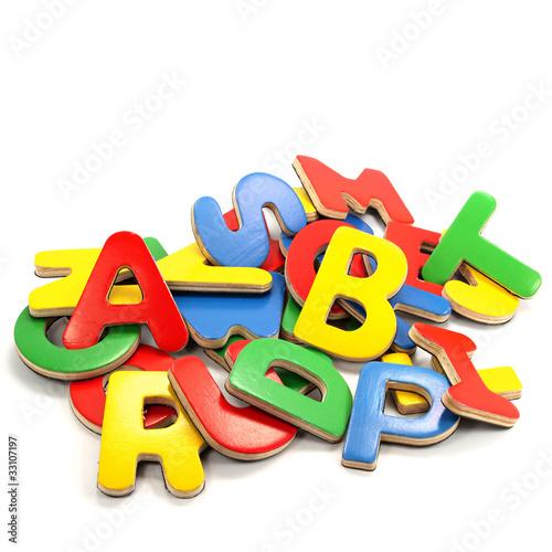 Buchstabenhaufen 1