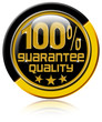 Quality guarantee 100%