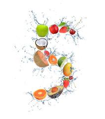 "Fresh fruit number ""5"""