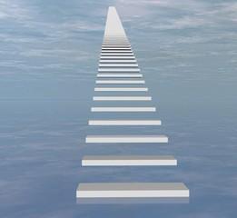 Escalera celestial