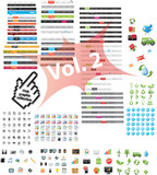 The ultimate web graphic collection vol. 2