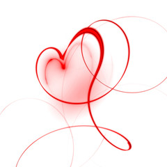 Beschwingtes Herz