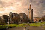 St. Patrick's Cathedral in Dublin, Ireland. - 33120956