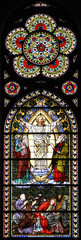 Verklärung Christi - Glasfenster