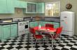1950's Kitchen - 33129357