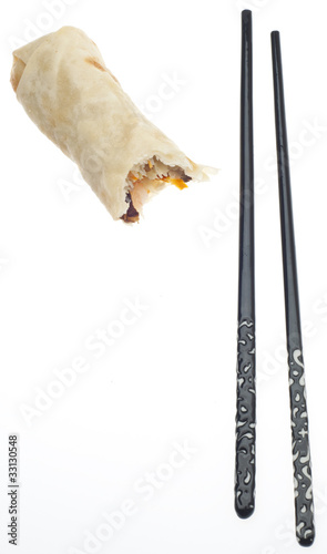 Asian Style Shrimp Egg Roll