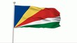 Fahne Seychellen NTSC