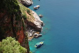 boats in Alanya