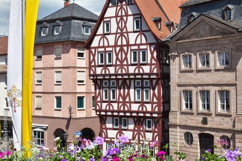 Stiftsplatz Aschaffenburg