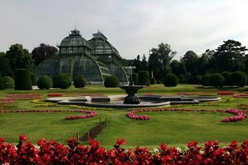 Wiendetail Palmenhaus