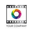 Logo photographer # Vector