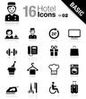 Basic - hotel icons