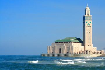 Hassan Moschee, Casablanca