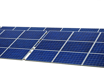 Photovoltaic modules isolated