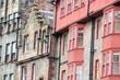 Edinburgh Hausfassaden